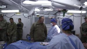 801st Combat Support Hospital – Operation Whiplash