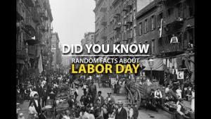 2018 Labor Day - social media