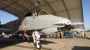 Flying Tigers prepare for deployment