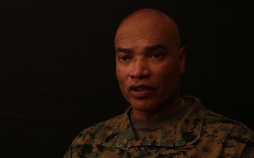 Because I'm a Marine: 30 Years of Marine Corps Service