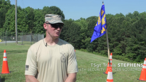 94th SFS hosts ruck march