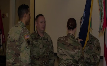 Headquarters and Headquarters Battalion, XVIII Airborne Corps welcomes new leadership