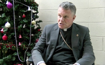 Spotlight Interview – Archbishop for the Military Services