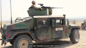 KFOR25 In Focus: Task Force Forward Command Post (FCP)