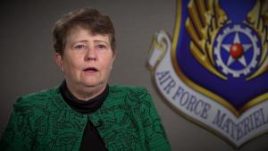 Dr. Eileen Bjorkman speaks about Civilian Developmental Education