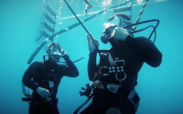 Journey to Becoming a U.S. Army Diver