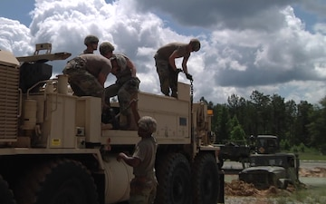 631st Support Maintenance Company AT 2019