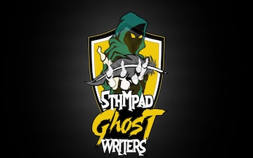 5th MPAD Ghost Writer Logo Splash Screen
