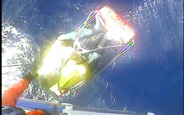 Coast Guard rescues 2 mariners 288 miles offshore Corpus Christi, Texas