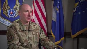 CDE 2020:  Maj. Gen. Carl Schaefer