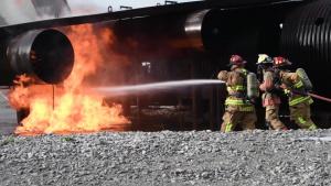Hurlburt Field firefighters conduct joint training