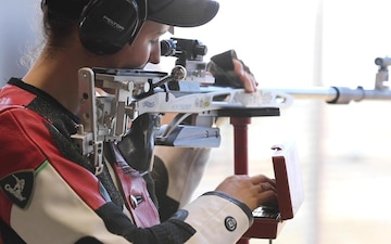 Fort Benning Soldier seeks spot on Team USA