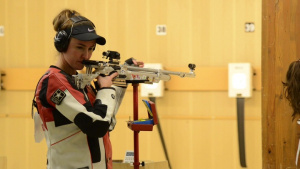 Fort Benning Soldier Competes for Spot on 2020 Team USA