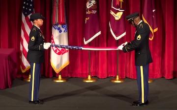MG Sargent Retirement Ceremony