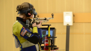 USAMU Soldier competes for a spot on the 2020 Olympic Team