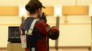 USAMU Soldier Competes for spot on the 2020 Team USA