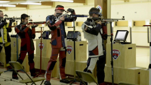 USAMU  Soldier Competes for a spot on the 2020 Team USA