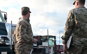 134th ARW Host Domestic Operations Exercise