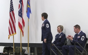 178th Wing welcomes new command chief