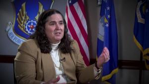 Heidi Bullock speaks about Civilian Developmental Education