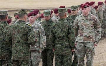FIRST JUMP 2020 -U.S. ARMY JAPAN