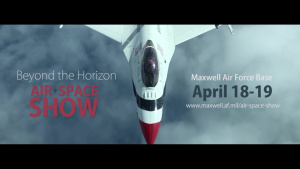 Beyond the Horizon Air and Space Show 2020 (15 Sec)