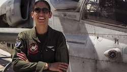 NASA Graduation: Major Jasmin Moghbeli