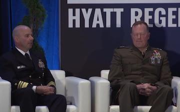 Surface Navy Association Annual Symposium: Navy Marine Corps Integration
