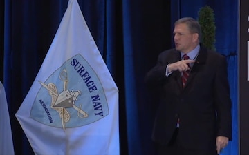 Surface Navy Association Symposium:  The Honorable James F. Geurts Assistant Secretary of the Navy for Research, Development & Acquisition