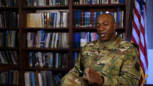 CMSAF Wright answers AF doctrine questions
