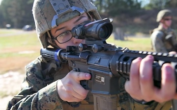 Annual Rifle Qualification Three Day Course of Fire