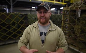 Disaster Relief Beddown System (DRBS) Mobilization - Mr. Cory Bishop (Interview)