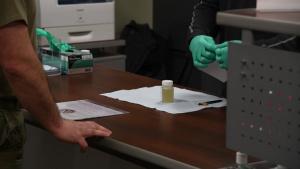 McConnell Drug Demand Reduction Program B Roll