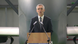 NATO Alliance Ground Surveillance (AGS) Welcoming Ceremony - Remarks by NATO Secretary General