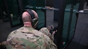 114th Fighter Wing Indoor Shooting Range Opens