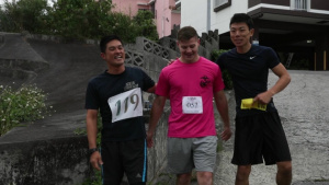 43rd Annual Ginowan Traffic Safety Relay Race