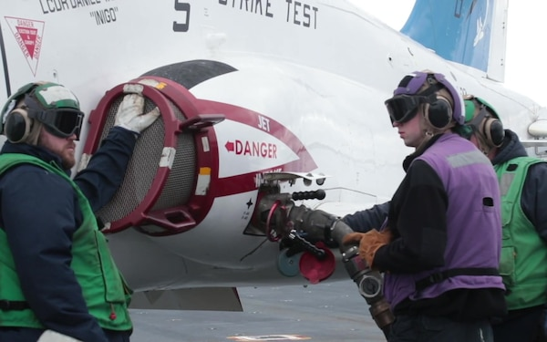 Aircraft Compatibility Testing