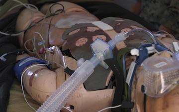 Iron Fist 2020: U.S. Navy & JGSDF demonstrates medical capabilities