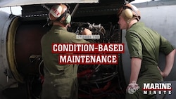 Marine Minute: Condition-Based Maintenance
