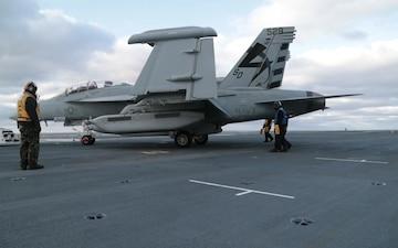 Ford Flight Deck Operations