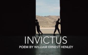 CMSAF Kaleth O. Wright Recites Invictus (Version 2)