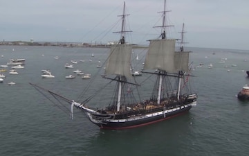 USS Constitution Army/Navy Game Spot