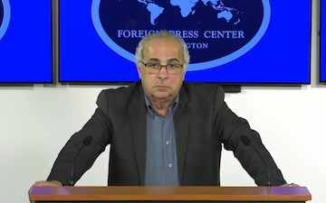 """Washington Foreign Press Center Briefing on """"Elections 101: State of Play for the 2020 Elections"""""""