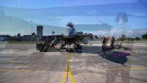 On the Flightline: Exercise Agile Buzzard