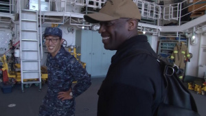 7th Fleet Shore Sailor of the Year 2020