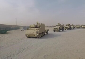 184th Sustainment Command Deployment Video