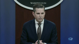 Senior DOD Official Addresses Reporters