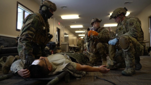 Emerald Warrior 20-1 Mass Casualty Exercise B-Roll