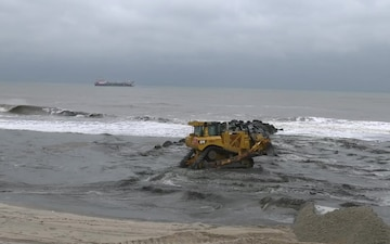 Sea Bright to Long Branch Beach Restoration Project