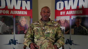 Chief Master Sergeant of the Air Force Kaleth O. Wright's Air Force Assistance Fund message to all Airmen
